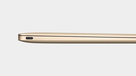 Apple thu hoi cap USB-C tren MacBook 12 inch - Anh 1