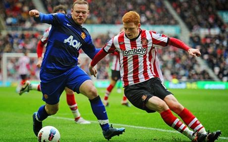 Sunderland – MU: Meo den cung duong truoc Quy do - Anh 1