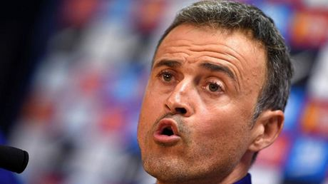 Luis Enrique muon thang 'Kinh dien', dap tan hy vong vo dich cua Real - Anh 1