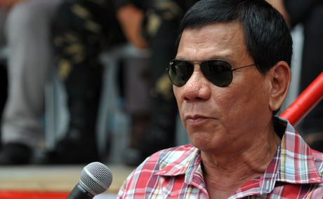 Philippines noi ve am muu dao chinh lat do Tong thong Duterte - Anh 1