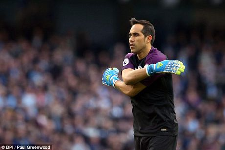 "Barcelona - Manchester City (1 gio 45 ngay 20-10): ""Khac tinh"" Claudio Bravo - Anh 1"