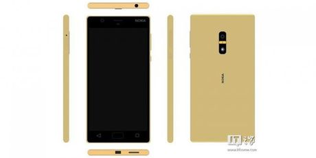 Ro ri hinh anh smartphone Android cua Nokia - Anh 4