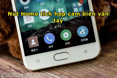 Can canh smartphone camera kep, cam bien van tay, RAM 4 GB - Anh 9