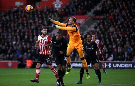 TRUC TIEP Southampton – Liverpool: Xuat than Forster (KT) - Anh 3