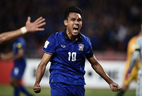 AFF Cup: Cong Vinh tu tin ha Malaysia, Singapore quyet gay soc - Anh 2