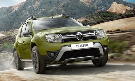 Co hoi mua xe Renault Duster chi voi 255 trieu dong - Anh 1