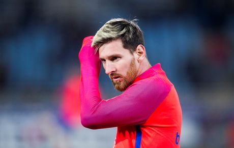 'Duc nuoc beo co', PSG se cuom Messi khoi Barcelona - Anh 1