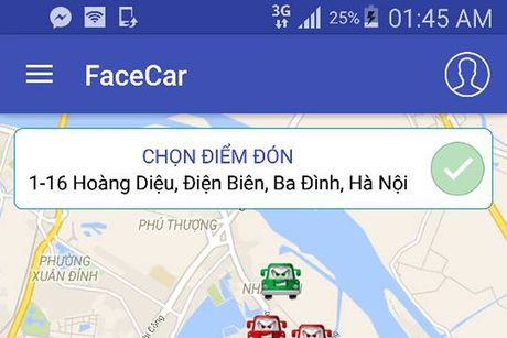 Uber 'Made in Vietnam' da co mat tai 4 thanh pho lon - Anh 1