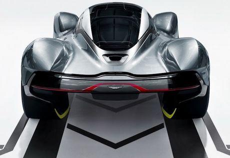 Siêu xe đắt nhất thế giới Aston Martin AM-RB 001 sẽ dùng động cơ gì