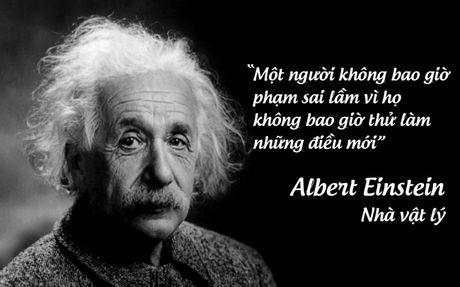 Nhà vật lý học Albert Einstein và những bài học cuộc đời rất đáng suy ngẫm - ảnh 3