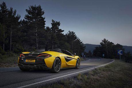Ve dep thuc te sieu xe mui tran McLaren 570S Spider - Anh 17