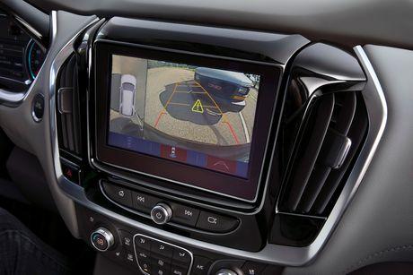 Chevrolet tung ra phien ban Traverse gia khoi diem tu 700 trieu dong - Anh 4