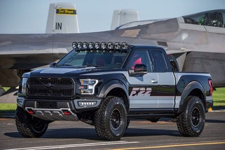 Ford F150 Raptor may bay tang hinh F-22 'chot gia' 6,8 ty - Anh 2