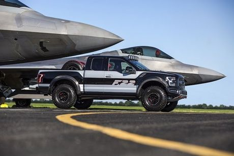 Ford F150 Raptor may bay tang hinh F-22 'chot gia' 6,8 ty - Anh 3