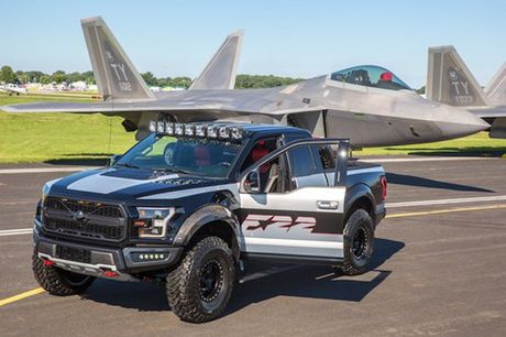 Ford F150 Raptor may bay tang hinh F-22 'chot gia' 6,8 ty - Anh 7