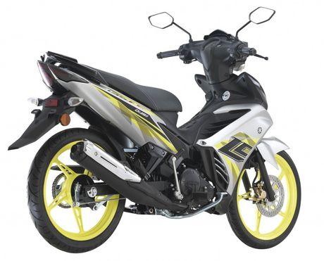 Yamaha Y135LC 2017 chot gia 37 trieu dong - Anh 4