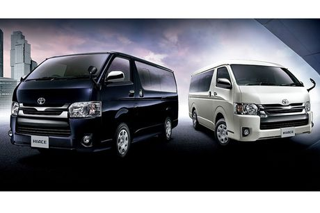Xe MPV gia re Toyota Hiace the he moi co gi 'hot'? - Anh 1