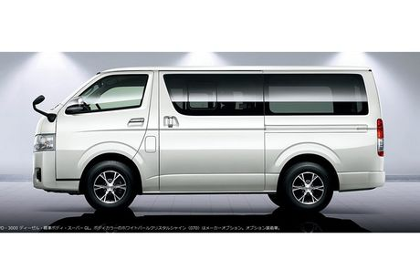 Xe MPV gia re Toyota Hiace the he moi co gi 'hot'? - Anh 5