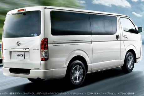 Xe MPV gia re Toyota Hiace the he moi co gi 'hot'? - Anh 6