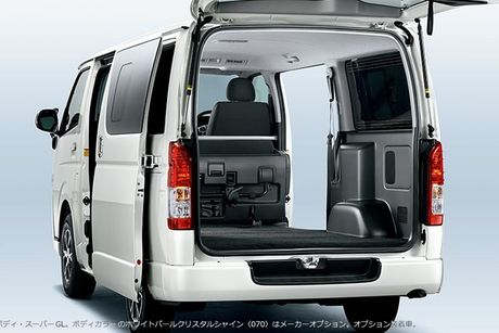 Xe MPV gia re Toyota Hiace the he moi co gi 'hot'? - Anh 7