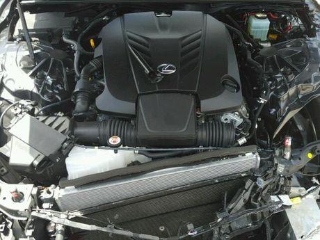 Xe sang Lexus LC500 2018 tan nat sau khi gap nan - Anh 5