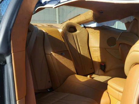 Xe sang Lexus LC500 2018 tan nat sau khi gap nan - Anh 7