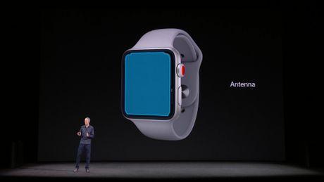 Apple chinh thuc ra mat Apple Watch series 3: gia tu 329 USD - Anh 2
