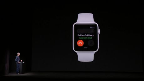 Apple chinh thuc ra mat Apple Watch series 3: gia tu 329 USD - Anh 3