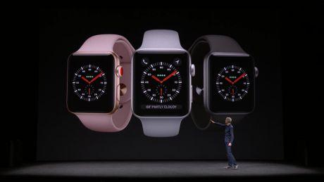 Apple chinh thuc ra mat Apple Watch series 3: gia tu 329 USD - Anh 4