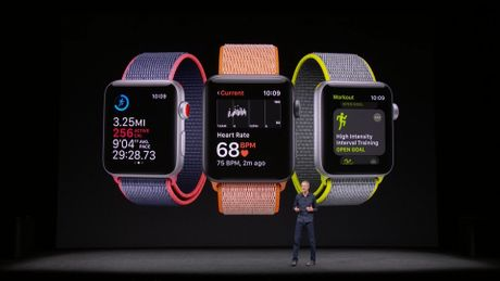 Apple chinh thuc ra mat Apple Watch series 3: gia tu 329 USD - Anh 5