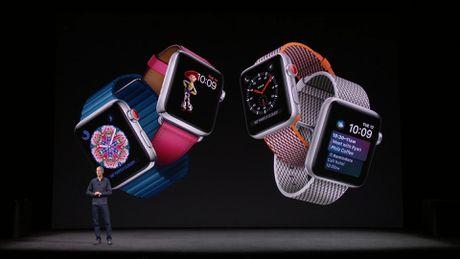 Apple chinh thuc ra mat Apple Watch series 3: gia tu 329 USD - Anh 6