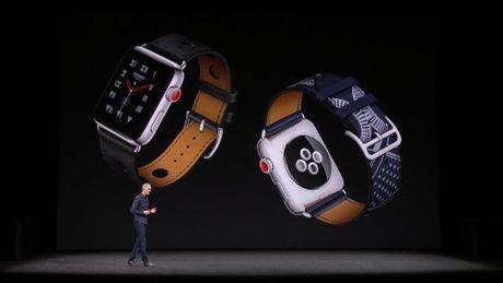 Apple chinh thuc ra mat Apple Watch series 3: gia tu 329 USD - Anh 7