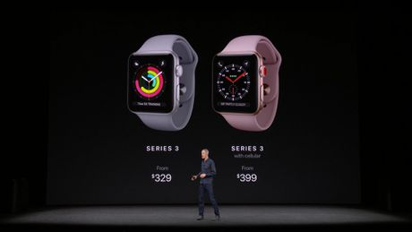 Apple chinh thuc ra mat Apple Watch series 3: gia tu 329 USD - Anh 8