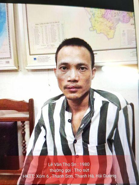 Nóng: Bắt được tử tù Thọ sứt, đang di lý về trại giam T16