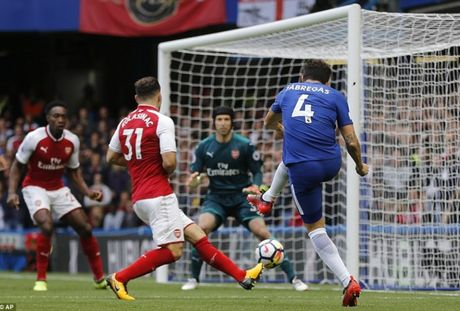 Chelsea vs Arsenal Nhat nhoa derby London - Anh 1