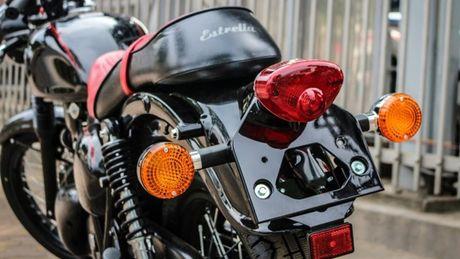 Kawasaki Estrella 'hoi sinh' voi ban 175cc gia 59 trieu dong? - Anh 4