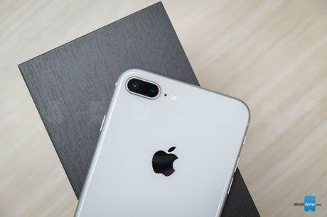 Danh gia iPhone 8 Plus: Manh me, nhung... lac hau - Anh 11