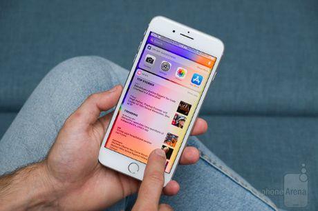 Danh gia iPhone 8 Plus: Manh me, nhung... lac hau - Anh 1