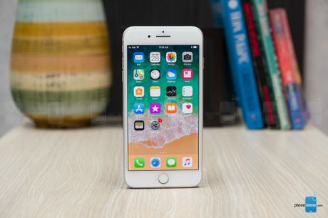 Danh gia iPhone 8 Plus: Manh me, nhung... lac hau - Anh 2
