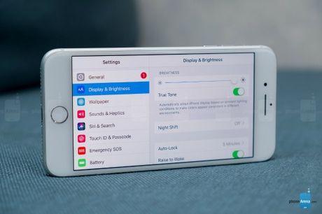 Danh gia iPhone 8 Plus: Manh me, nhung... lac hau - Anh 6