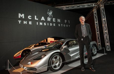 Vi sao McLaren F1 van la dinh cao cua nganh cong nghiep oto? - Anh 2