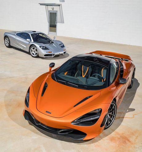 Vi sao McLaren F1 van la dinh cao cua nganh cong nghiep oto? - Anh 4