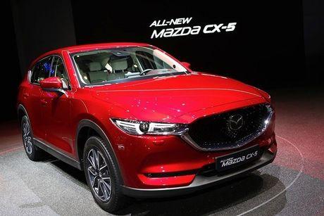 Loat xe oto Mazda tai Viet Nam giam gia thang 10/2017 - Anh 11