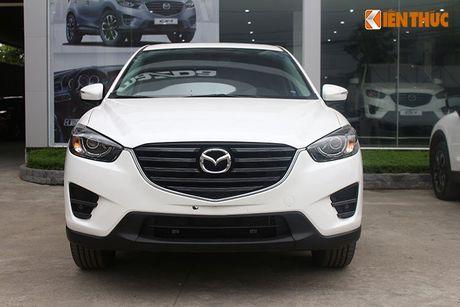 Loat xe oto Mazda tai Viet Nam giam gia thang 10/2017 - Anh 12