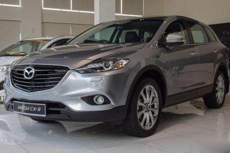 Loat xe oto Mazda tai Viet Nam giam gia thang 10/2017 - Anh 19