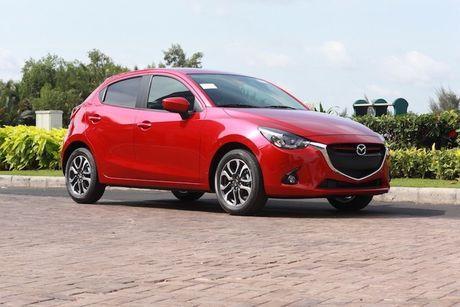 Loat xe oto Mazda tai Viet Nam giam gia thang 10/2017 - Anh 2