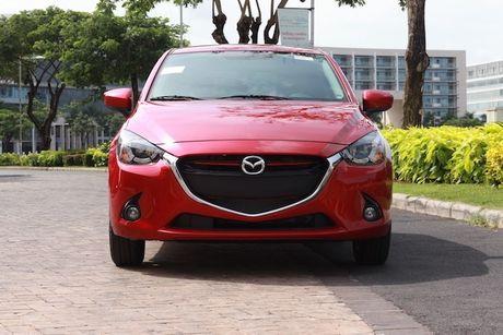 Loat xe oto Mazda tai Viet Nam giam gia thang 10/2017 - Anh 3