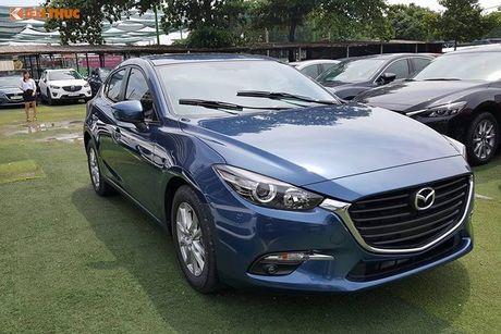 Loat xe oto Mazda tai Viet Nam giam gia thang 10/2017 - Anh 5
