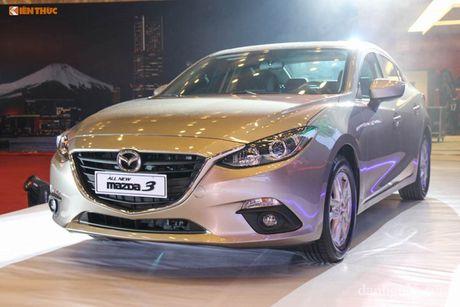 Loat xe oto Mazda tai Viet Nam giam gia thang 10/2017 - Anh 6