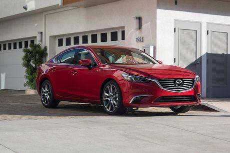 Loat xe oto Mazda tai Viet Nam giam gia thang 10/2017 - Anh 9